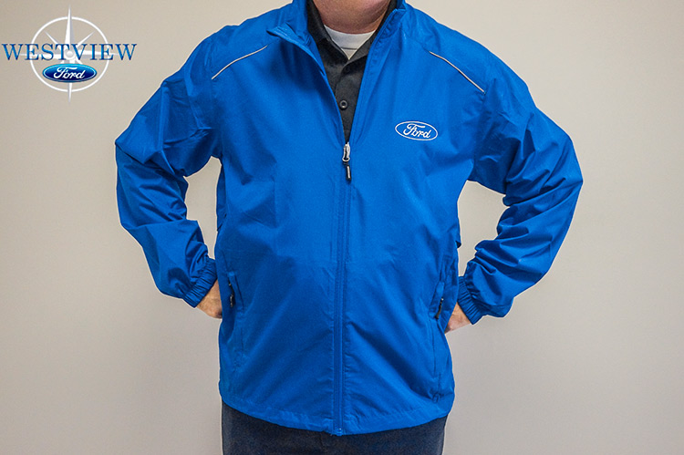 Ford windbreaker