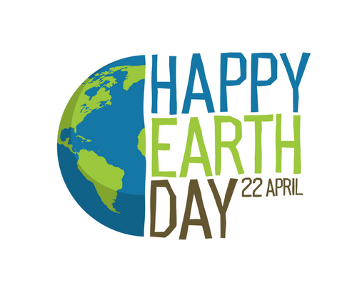 Earth Day: April 22, 2018 Header Image