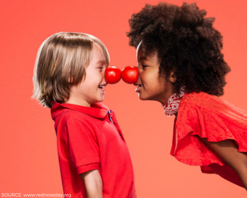 Red Nose Day 2018 Header Image