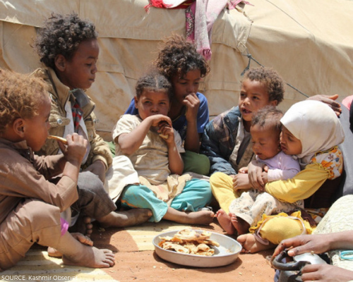 Charities Responding to the Humanitarian Crisis in Yemen Header Image