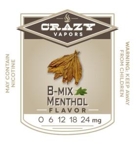 B-mix Menthol