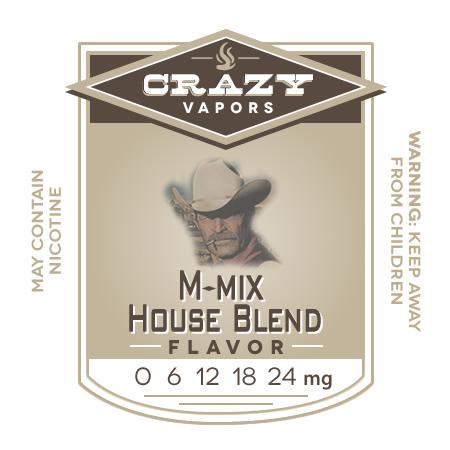 M-mix House Blend