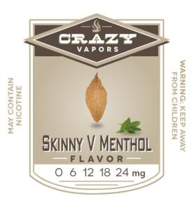 Skinny V Menthol