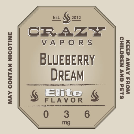 Blueberry Dream