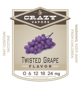 Twisted Grape