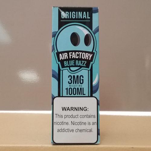 blue air head flavor