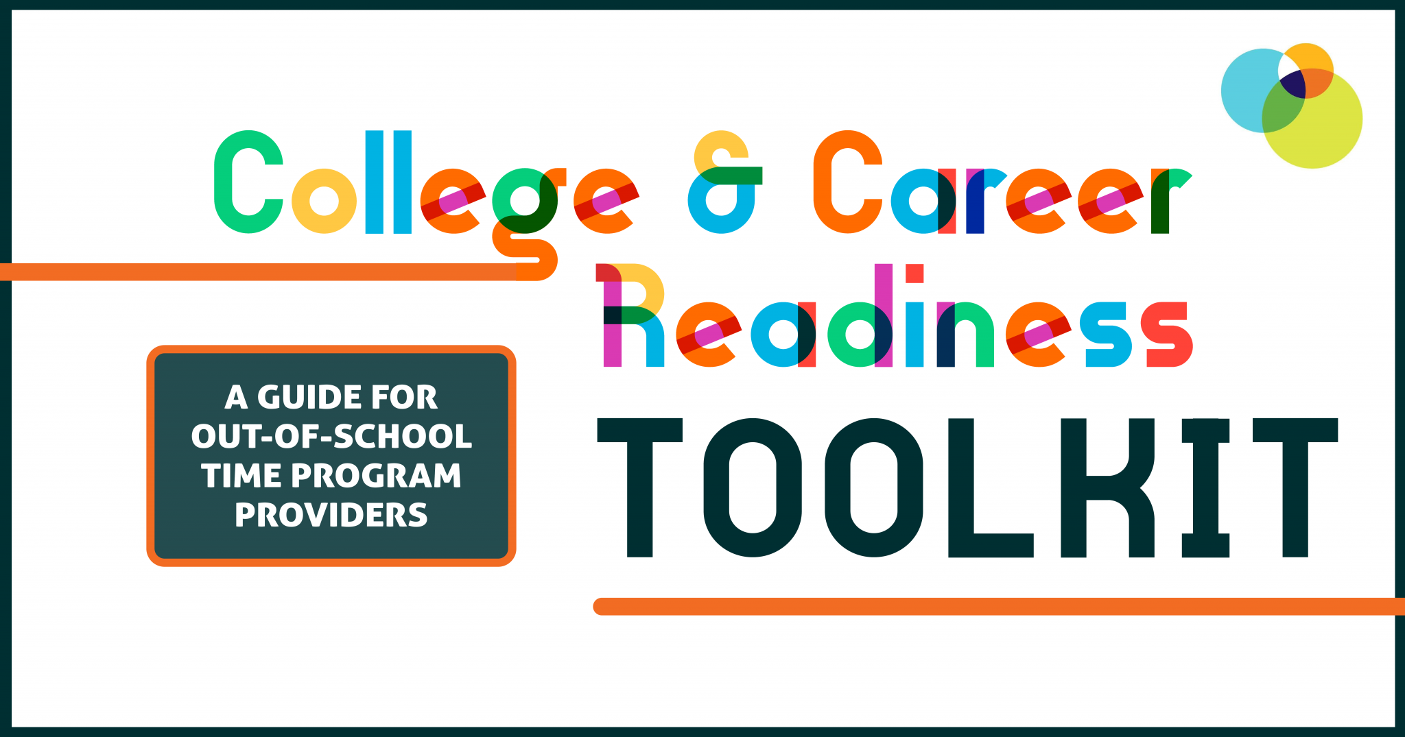 Supporting Young People to be College and Career Ready