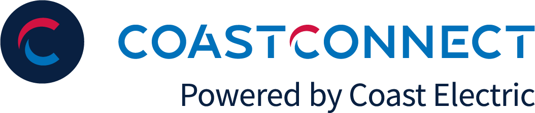 Coastconnect powered by coast electric horizontal