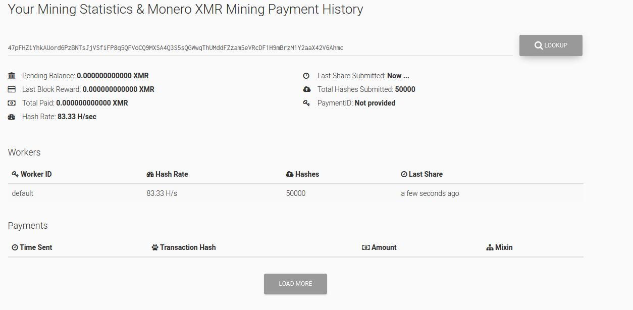 Mining Monero Cryptocurrency - code57