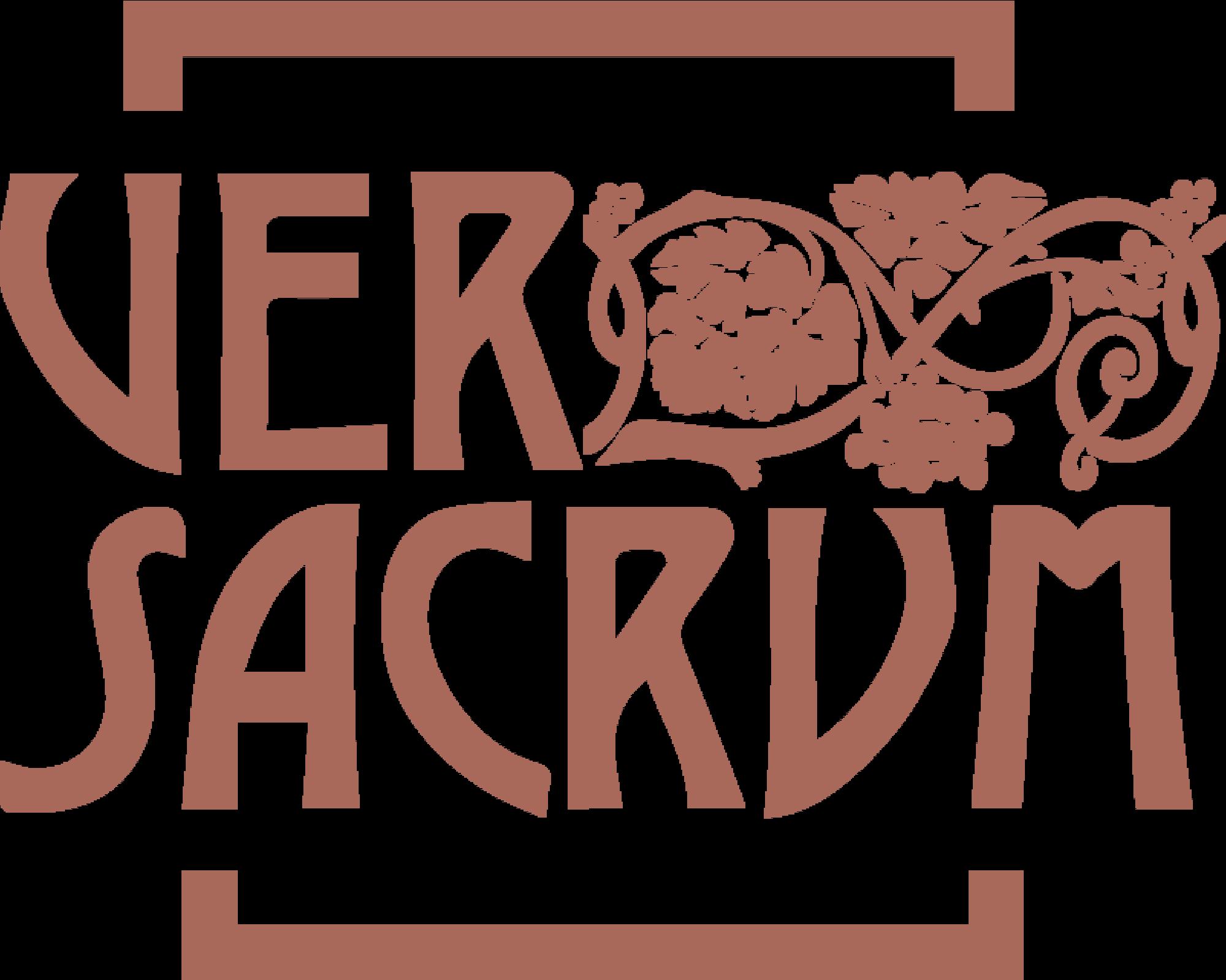 Ver sacrum logo   u