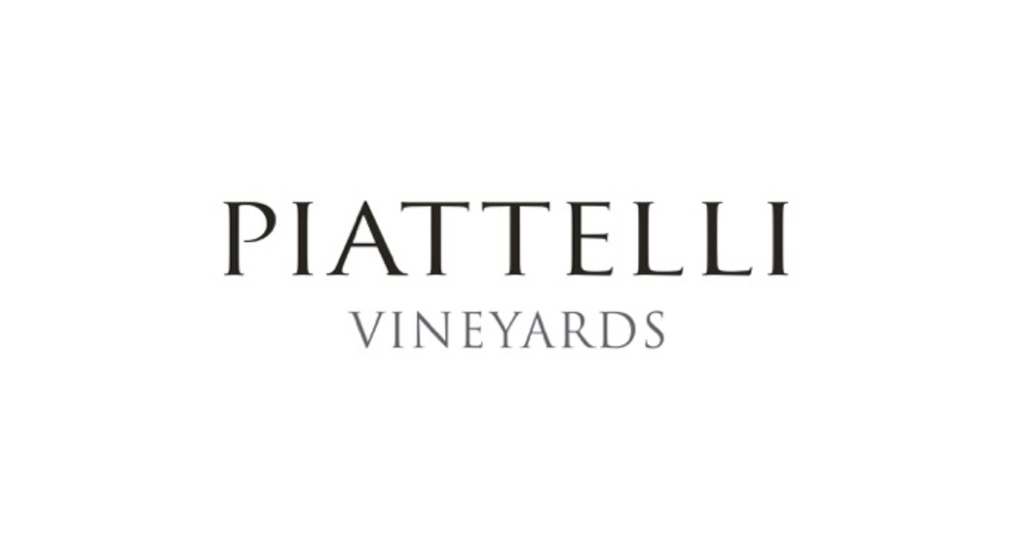 Logo piattelli vineyards