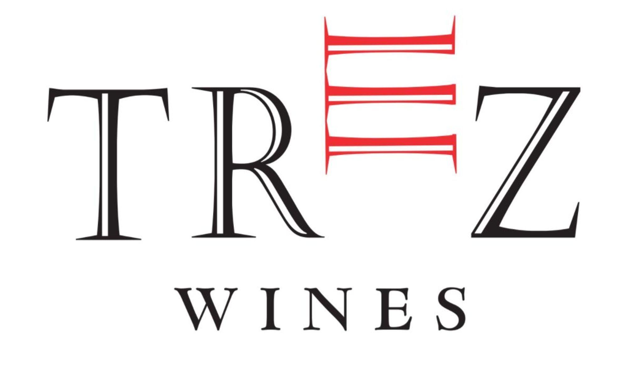 Logo trez wines