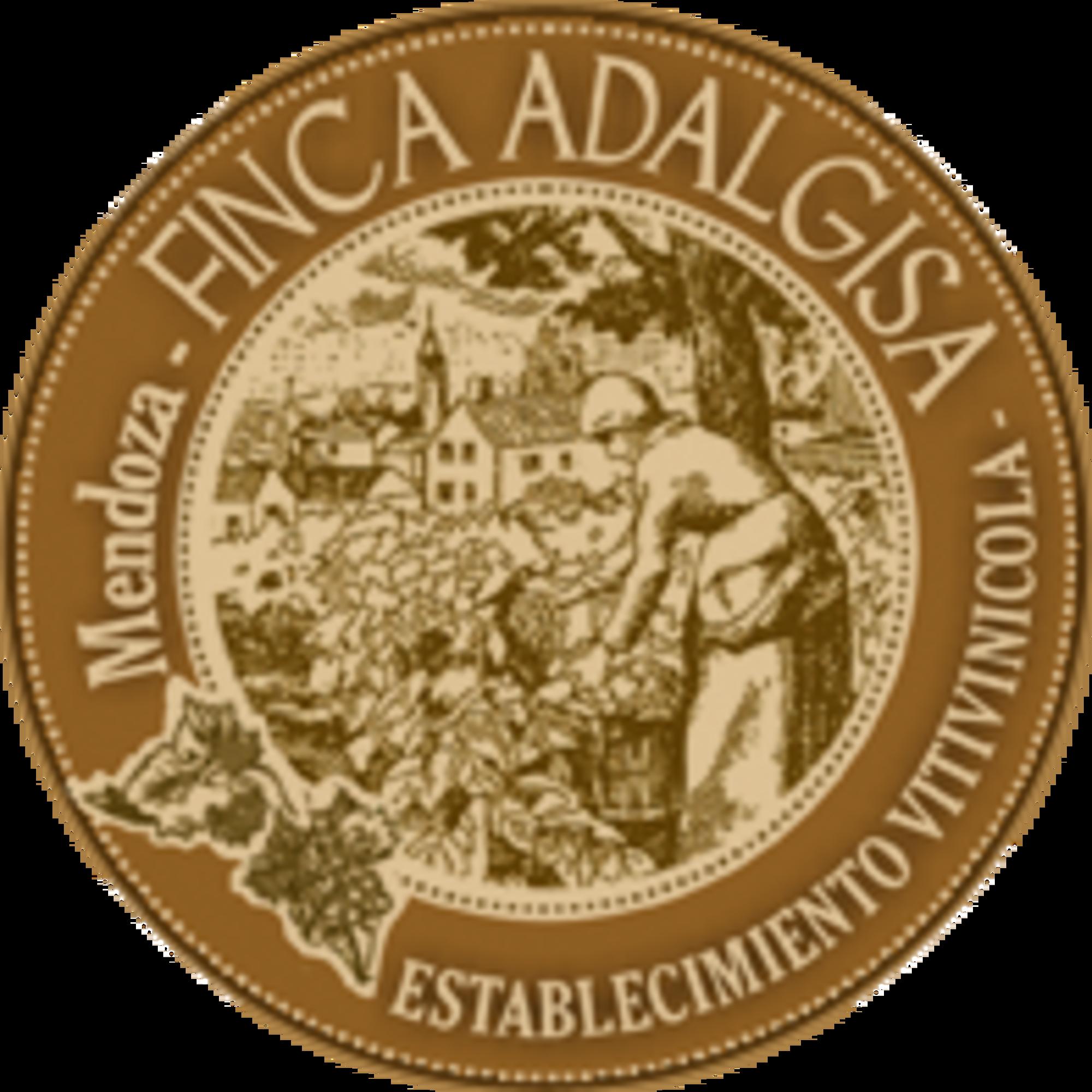 Logo adalgisa wines