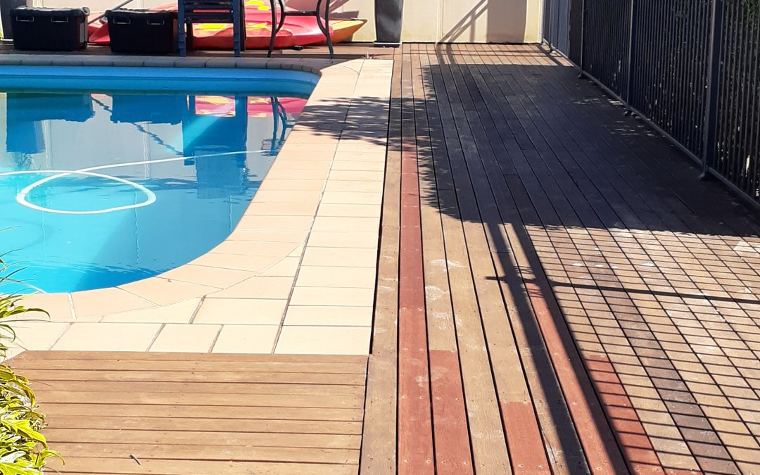 Pool Deck Repair Sawtell NSW March 2020