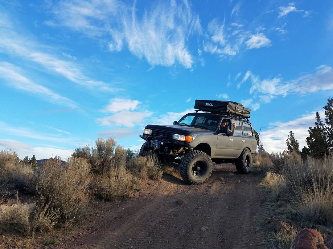 CENTRAL OREGON LANDCRUISERS