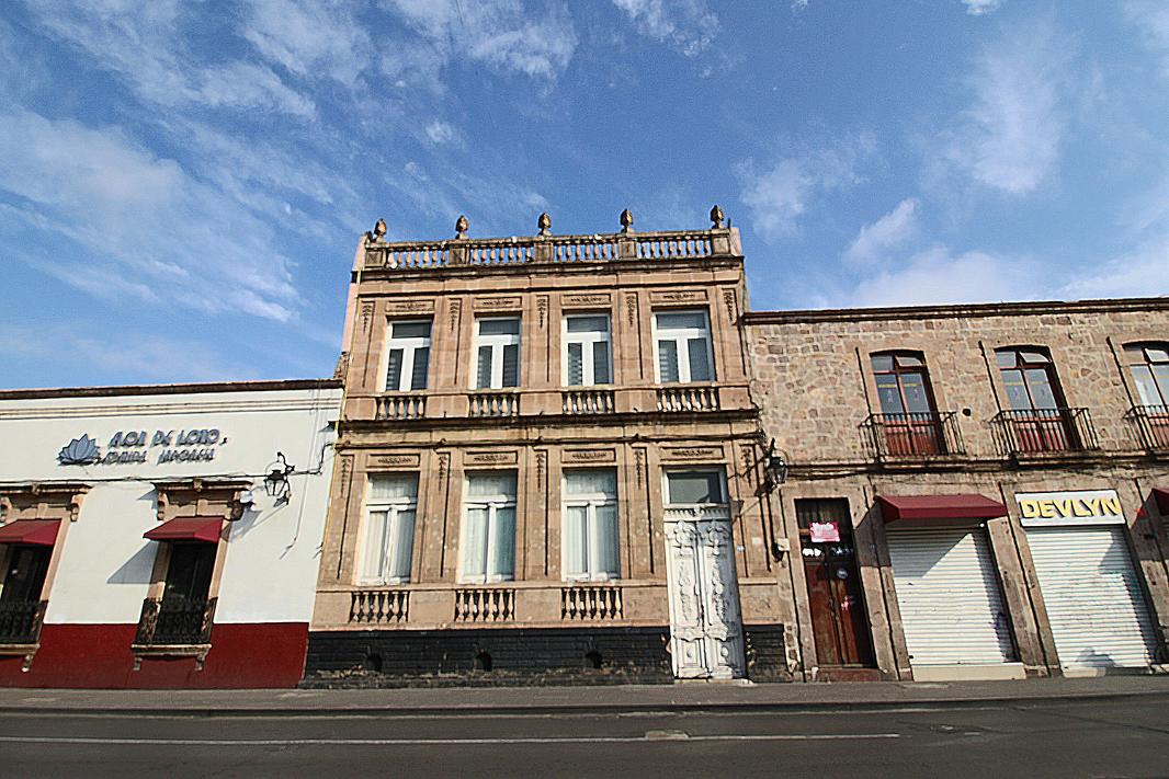Edificio en venta, Centro Historio de Morelia