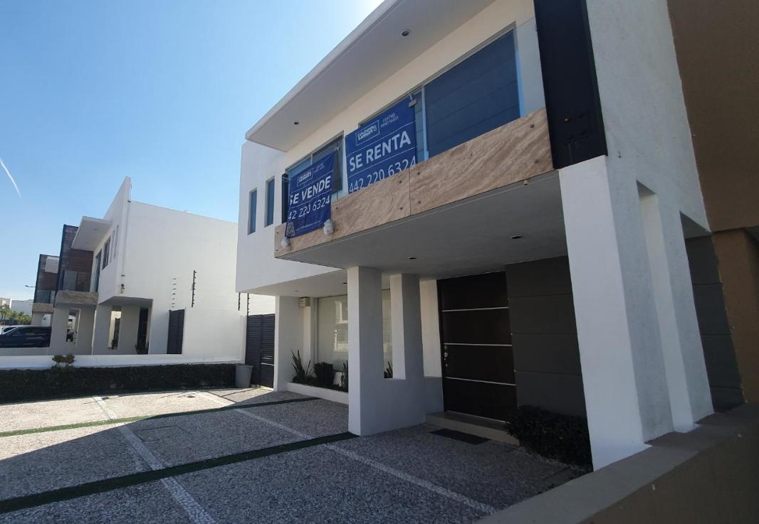 Casa en Renta, Lomas de Juriquilla