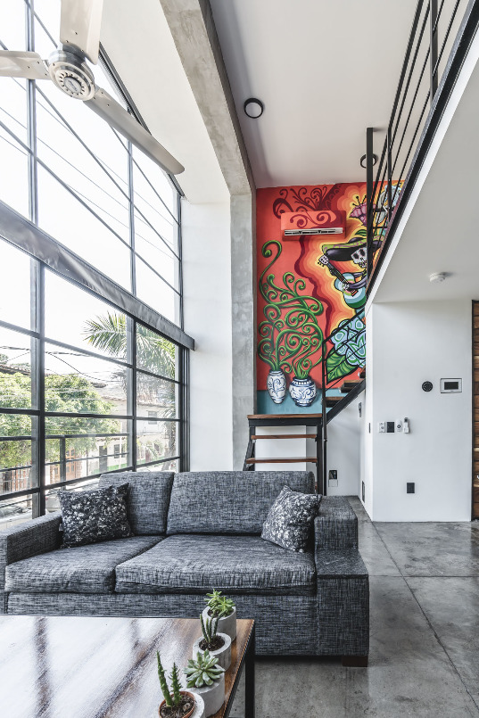Lofts on Basilio-comercial