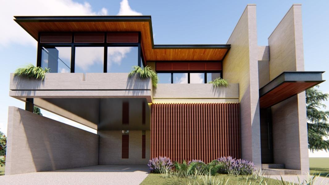 Espectacular casa en preventa en Bosque Real - Isla del Lago