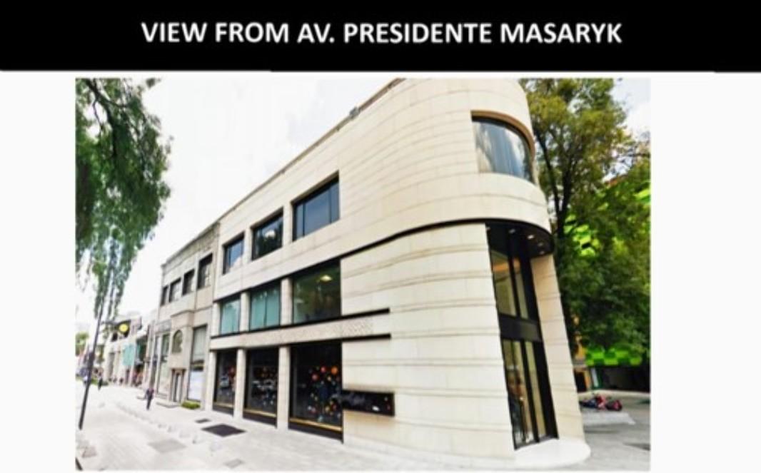 Local en Renta en Presidente Masarik Polanco