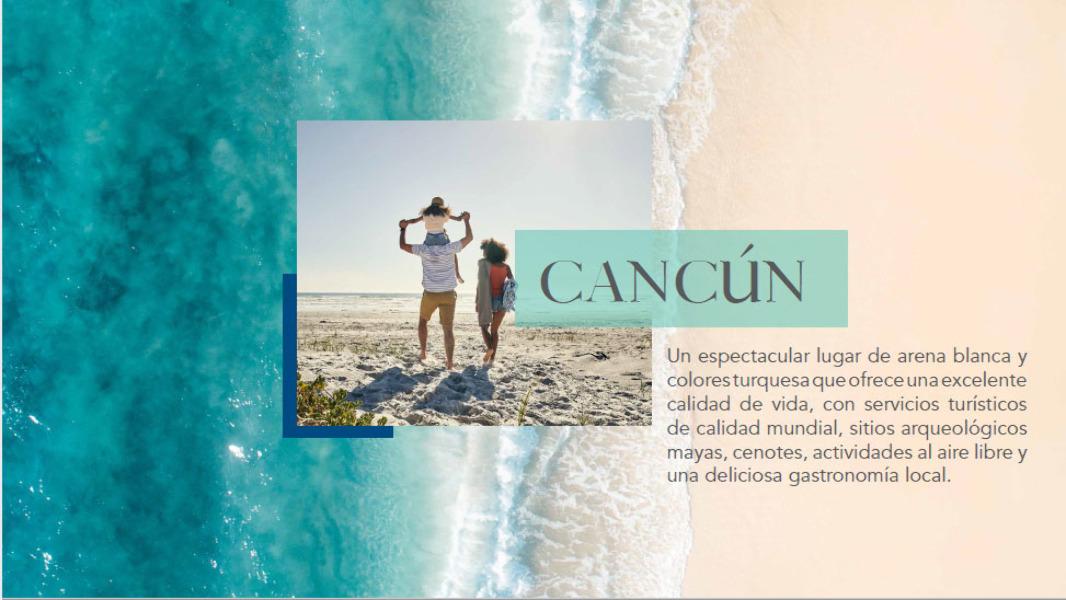 Preventa Departamentos Alessia Cancún