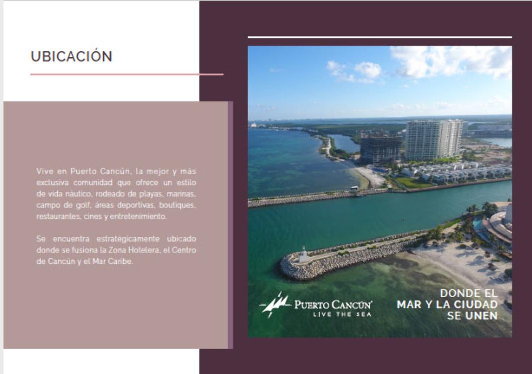 Preventa Pent House Puerto Cancún