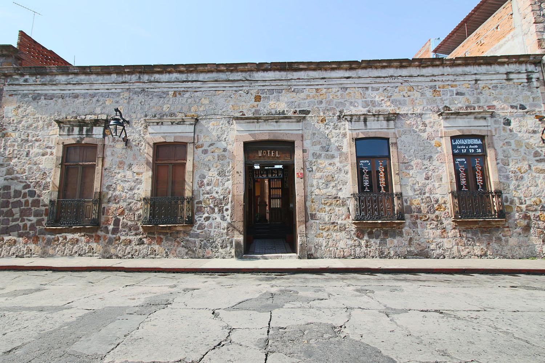 Hotel Centro Historico