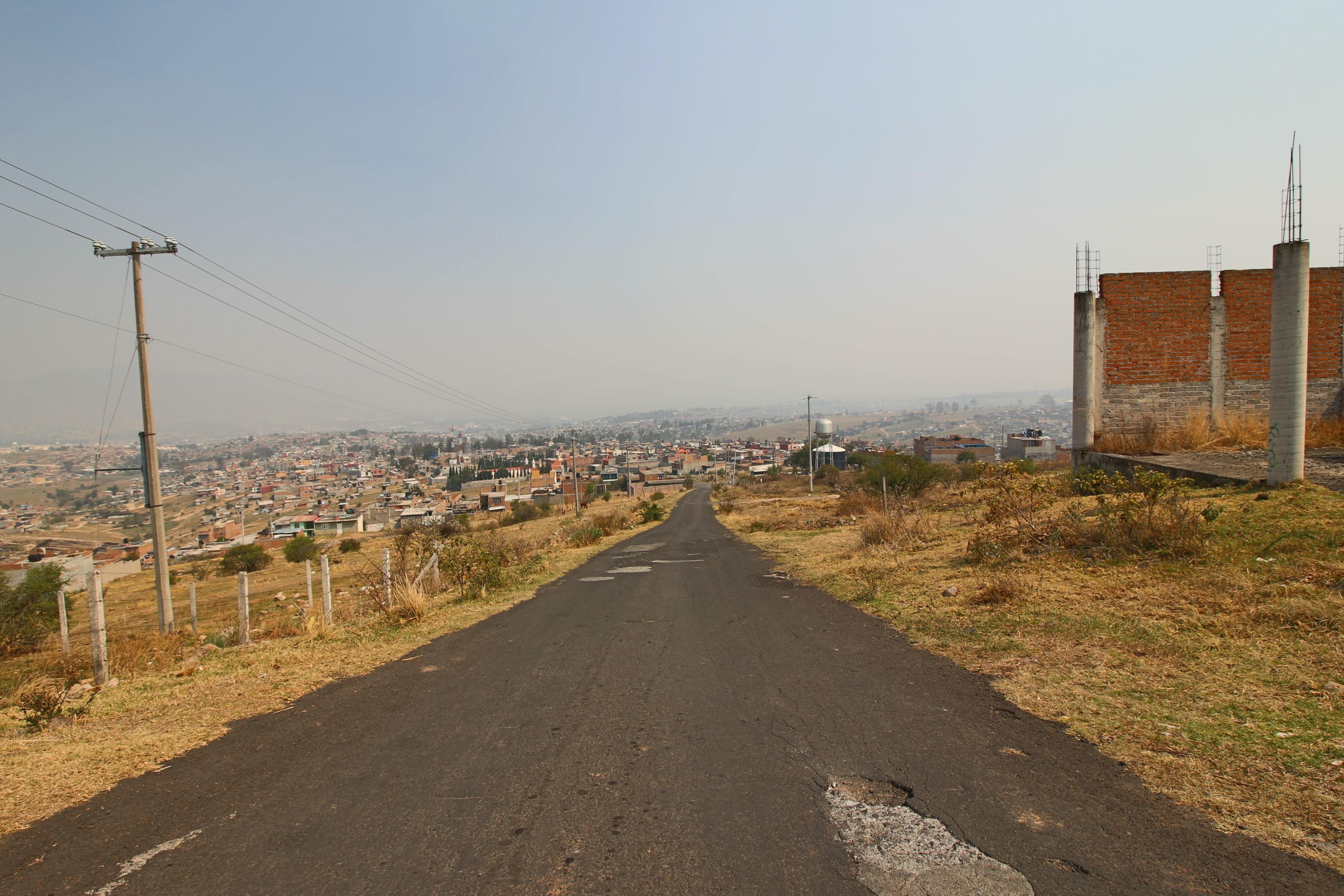 Terreno en venta en Morelia colonia El Durazno