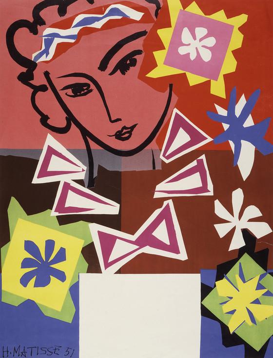Henri Matisse: La Gerbe | LACMA