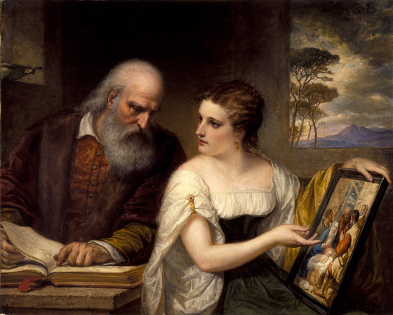 Philosophy and Christian Art | LACMA Collections