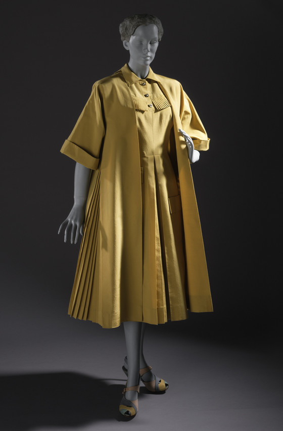 Woman's Dress and Coat | LACMA Collections