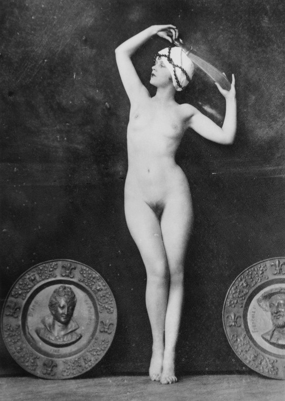 Really. join ziegfeld girls nudes