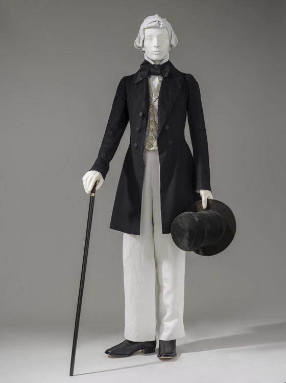 Victorian Bohemian Male Fashion