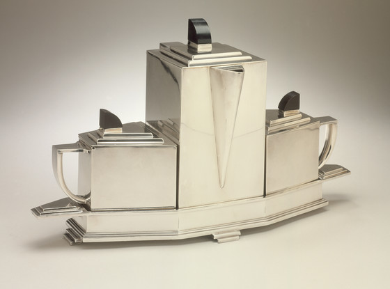 International Silver Company tea set