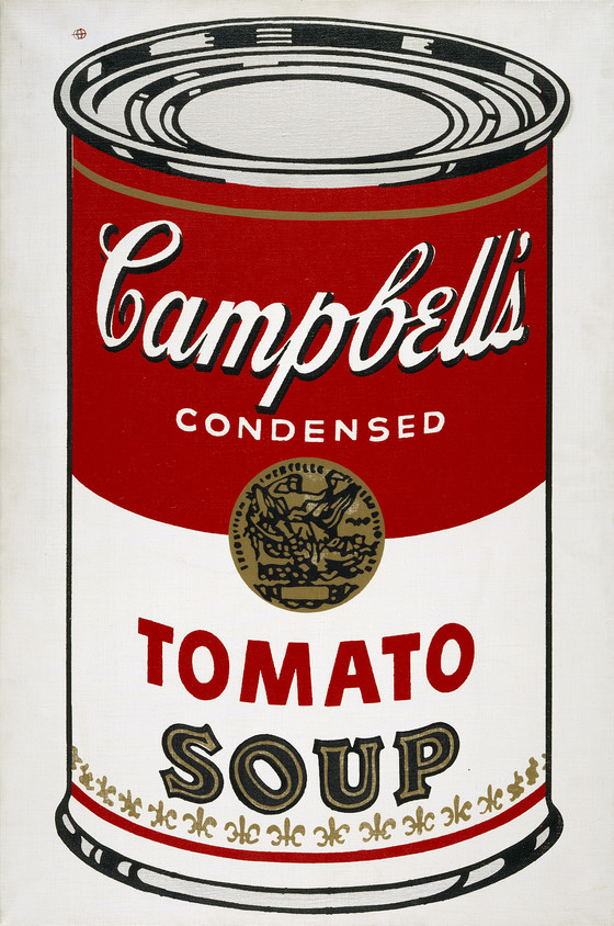 Campbell's Soup Can | LACMA Collections