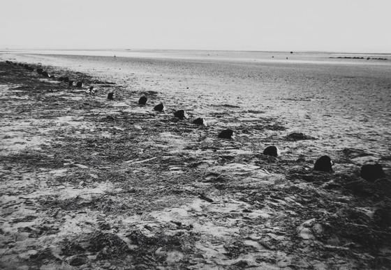 beach burial slessor
