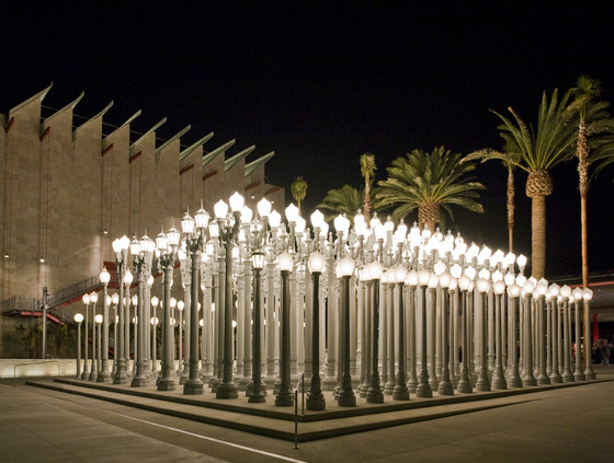 Urban Light | LACMA Collections