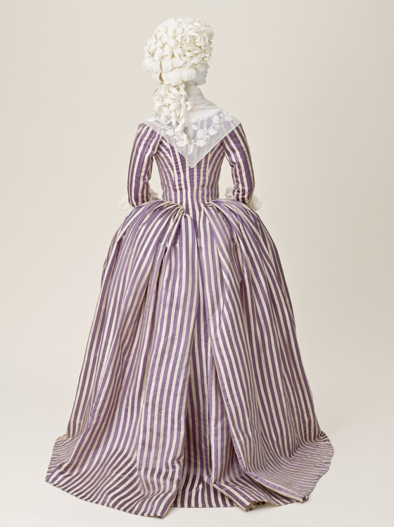 Woman\'s Dress (Robe à l\'anglaise) | LACMA Collections