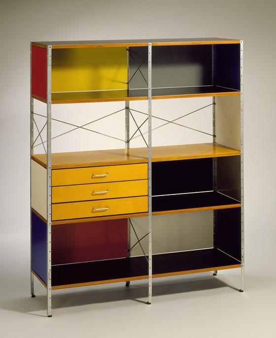 ESU (Eames storage unit), 400 series   LACMA Collections