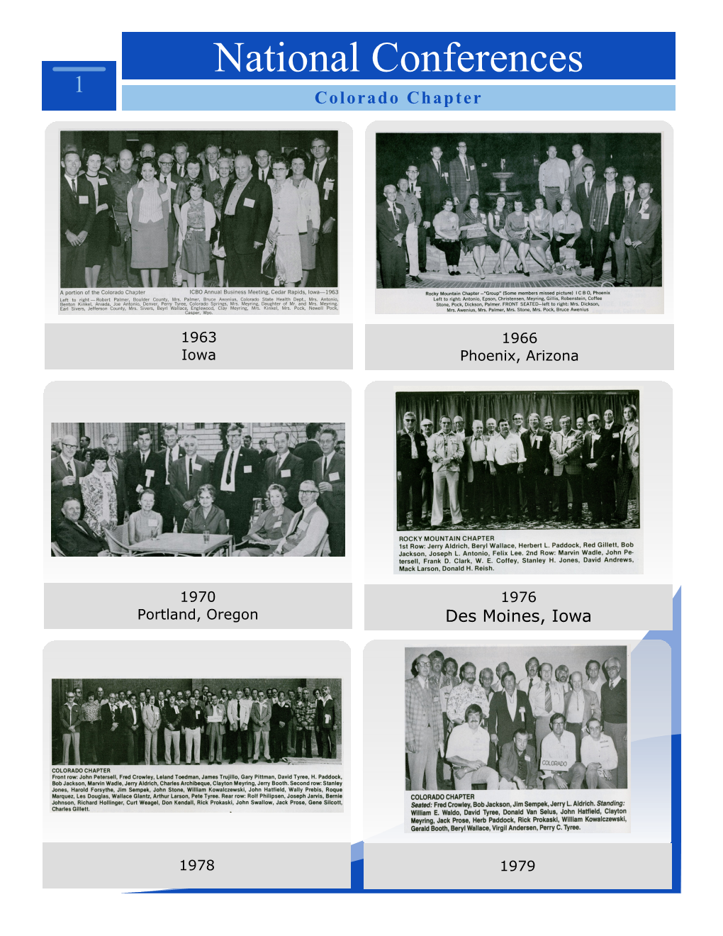 CCICC History   CCICC – Colorado Chapter of the International Code