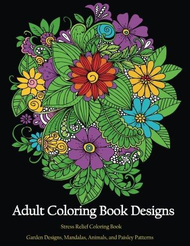 adult coloring book mandala mania 50 original stress reducing designs