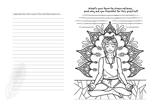 Tiny Buddha S Gratitude Journal Questions Prompts And Coloring