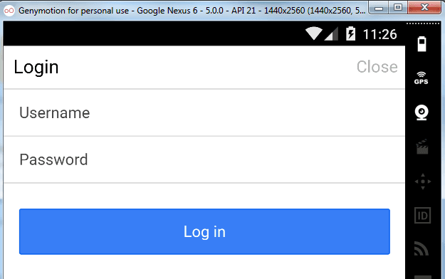 Login Api In Android