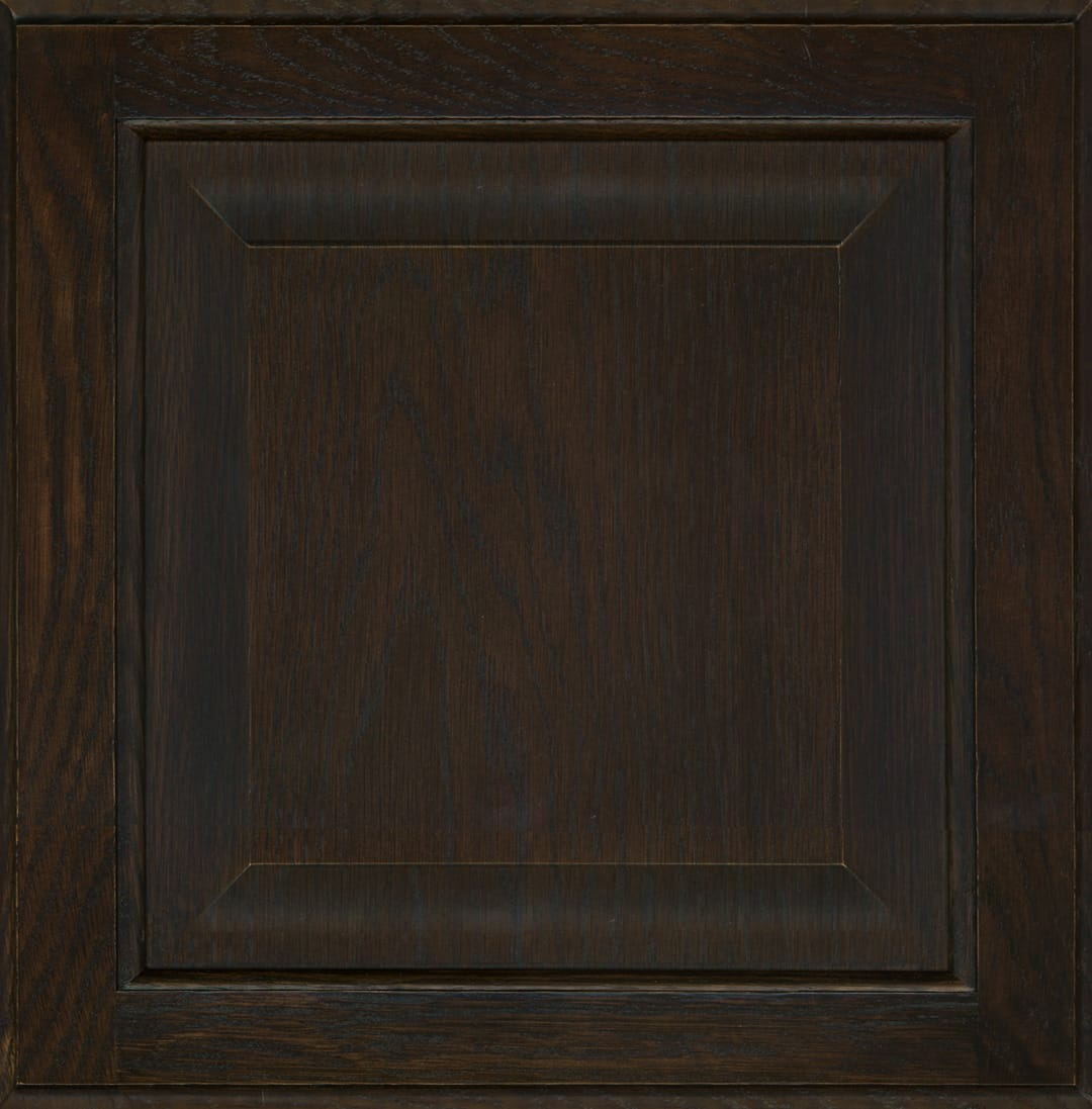 Cabinet Doors - Raised Pecan