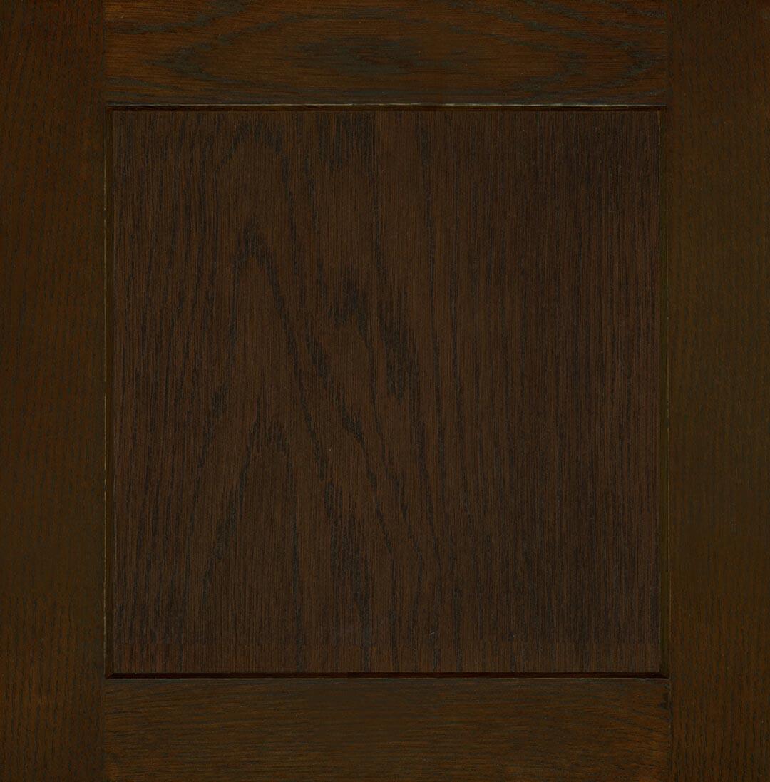 Cabinet Doors - Shaker Pecan