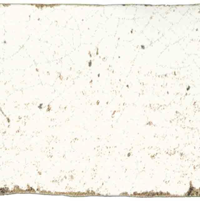 Crackled White