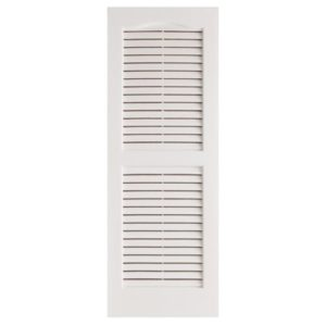 TownHomes Alpha Shutters - White