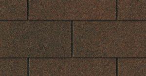TownHomes Certainteed XT 25 Shingles - Cedar Brown