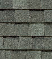 TownHomes Certainteed Architectural Shingles - Georgetown Gray