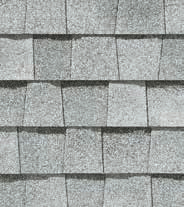 TownHomes Certainteed Architectural Shingles - Silver Birch
